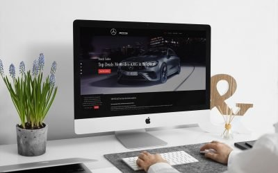 Mercedes AMG Performance Center