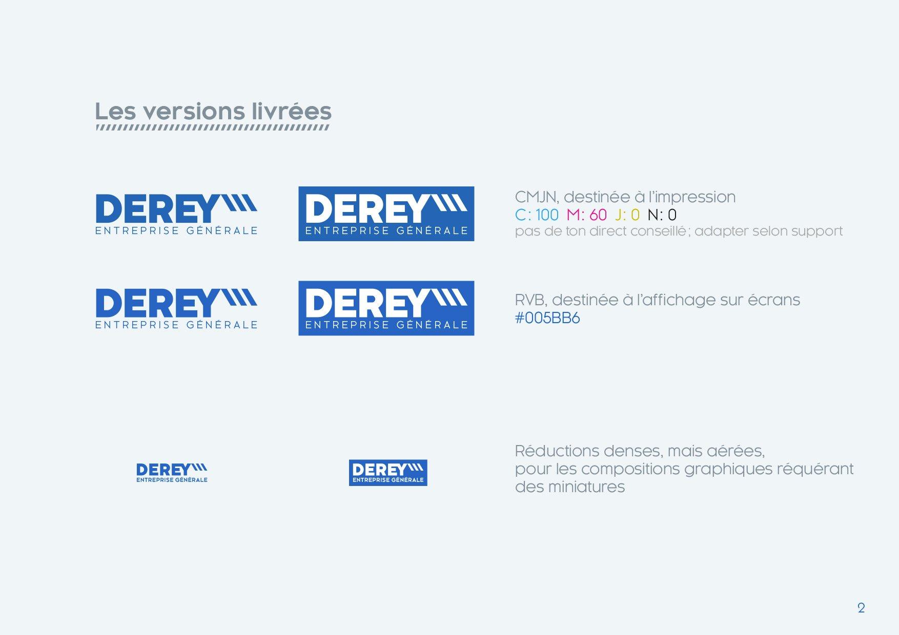Dereymaeker devient Derey